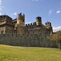 aosta castello